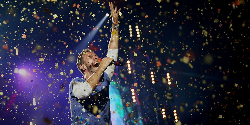 Coldplay Announce London Show